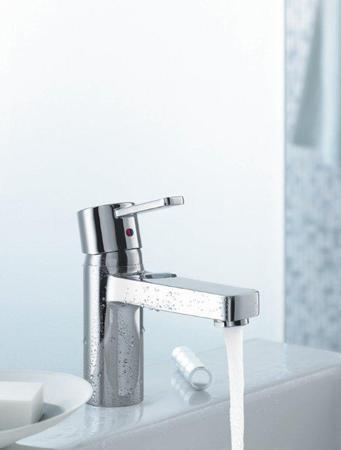 Baterie łazienkowe i kuchenne Zenta KLUDI
