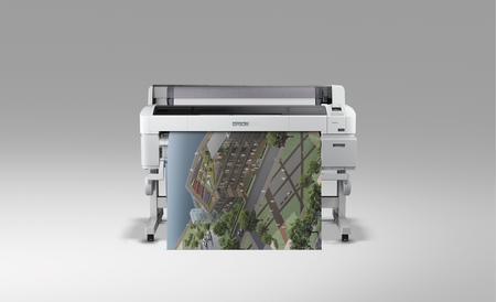 Kolorowa drukarka atramentowa EPSON SURECOLOR SC-T7000