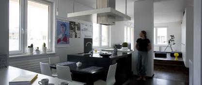 Kasia Kowal mieszkanie 80 m2