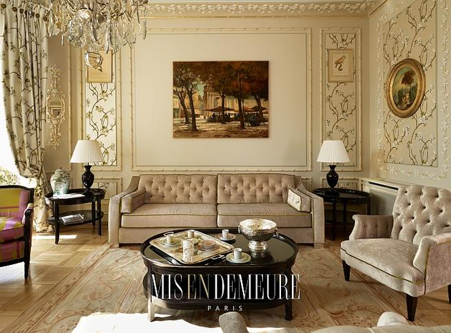 Ekskluzywne meble w stylu francuskim – pierwszy showroom Mis En Demeure