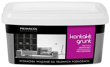 Preparat gruntujący Kontakt Grunt PRIMACOL Decorative