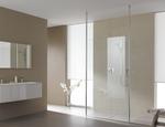 Kabina prysznicowa Walk-in-Shower XS KERMI - zdjęcie 3