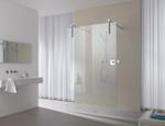 Kabina prysznicowa Walk-in-Shower XS KERMI - zdjęcie 4