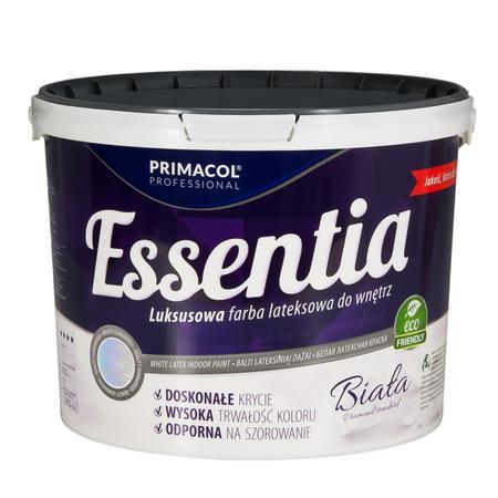 Farba lateksowa Essentia Primacol Professional