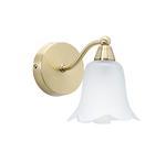 Kinkiet łazienkowy AURORA Satina Gold 1387