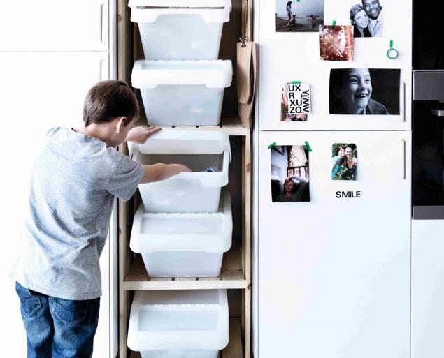 Segregacja odpadow kosze na smieci IKEA-segregowanie odpadow-SORTERA