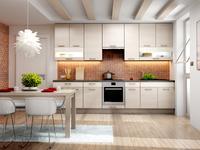 Drewno w nowoczesnej kuchni