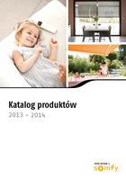 Katalog produktów SOMFY 2013